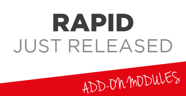 RAPID JUST RELEASED 8/2020