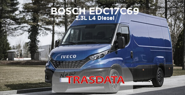 New Plugin for BOSCH EDC17C69 (Iveco Daily My 2014)